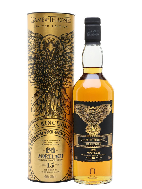 Game of Thrones - Mortlach 15YO - Six Kingdoms