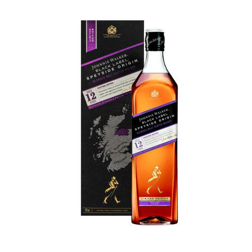 Johnnie Walker Black Label Speyside Origin 1L