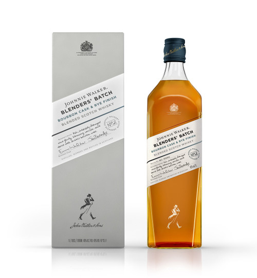 Johnnie Walker Blenders' Batch Bourbon Cask Rye Finish