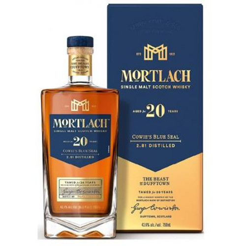 Mortlach 20 Year Old 70cl