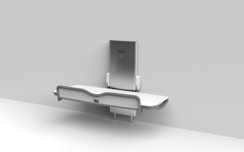 Adjustable Height Changing Station