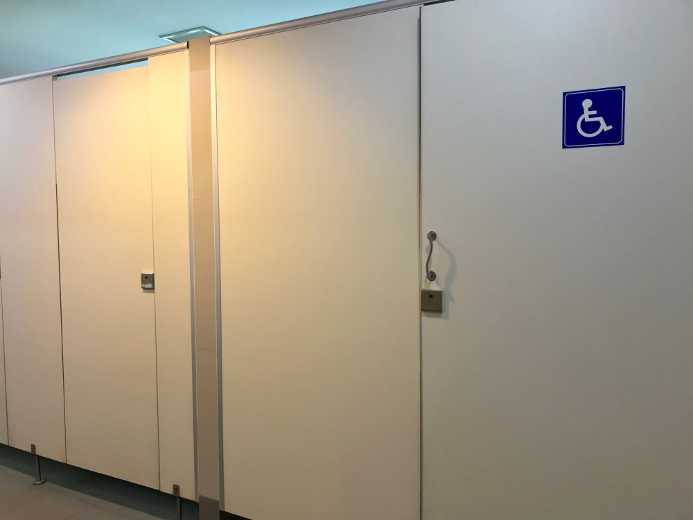 Bathroom Stall Dimensions: Height, Pilaster and Partition