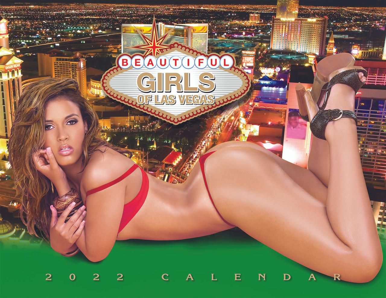 Las Vegas Calendar 2022.2022 Las Vegas Girls Calendar