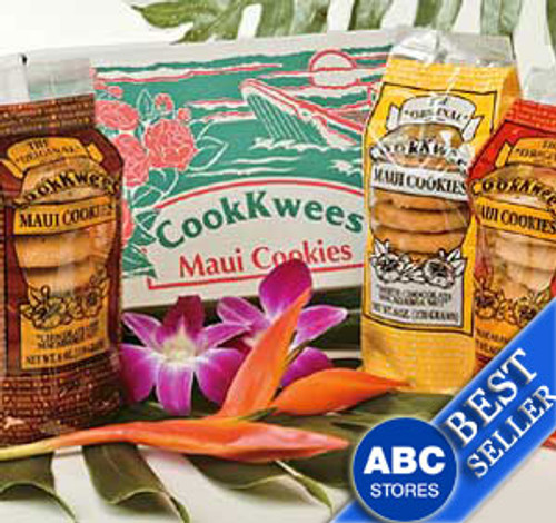 Maui CookKwees Gift Set of Three