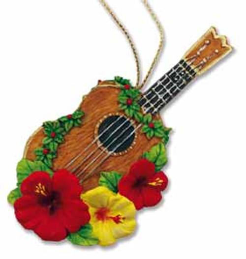 Christmas Ornament - Ukulele