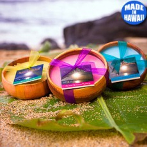 Soy Scented Candles by Bubble Shack Hawaii