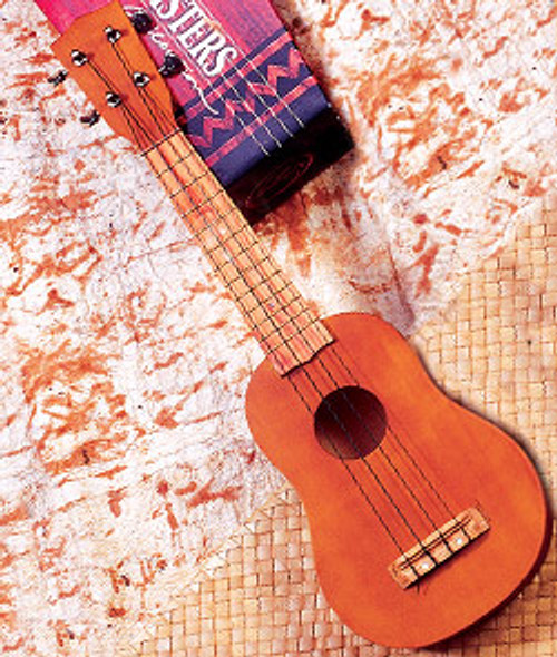 Hawaiian Wood Masters Ukulele