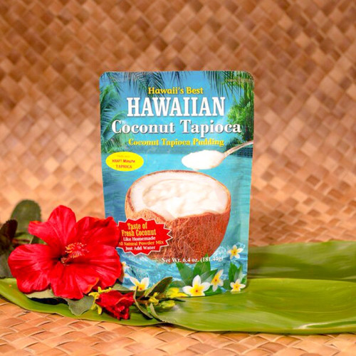 Hawaiian Coconut Tapioca Mix
