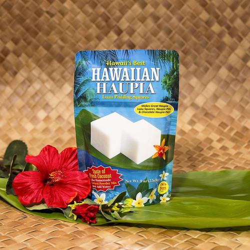 Hawaiian Haupia Mix