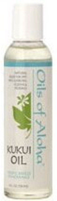 Organic Kukui Nut Oil - Tropical Breeze