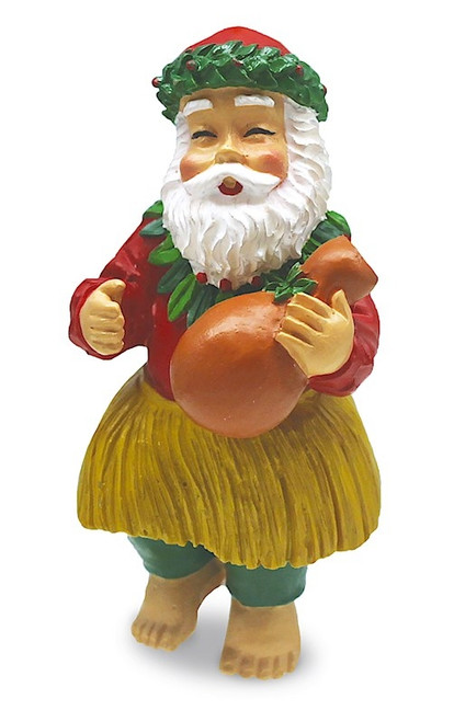 Christmas Ornament - Chanting Santa