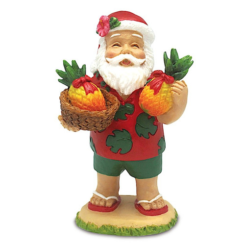 Christmas Ornament - Santa's Bounty