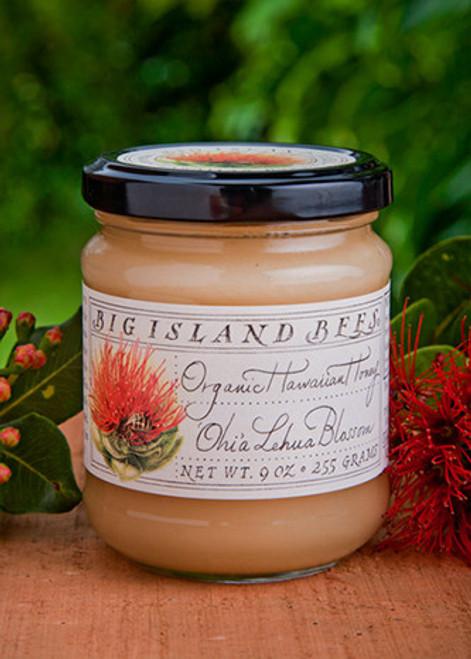 Ohi'a Lehua Blossom Organic White Honey