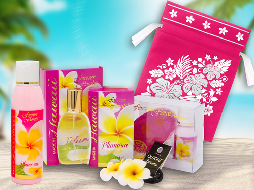 Forever Florals® - Fragrances of Hawaii - Plumeria