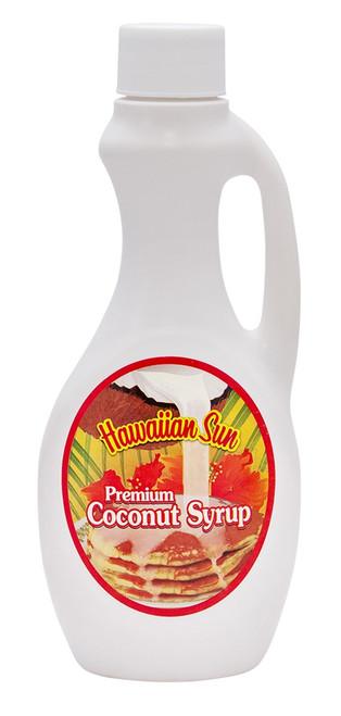 Hawaiian Sun Premium Coconut Syrup