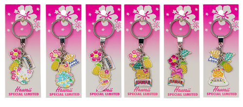 Hello Kitty® & Friends Charm Keying