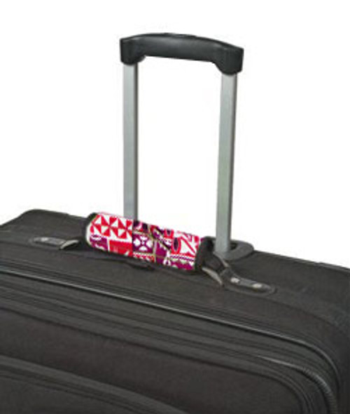 Luggage Handle Grip Wrap
