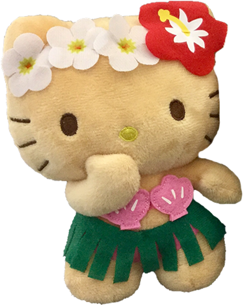 "Hello Kitty® 6"" Plush"
