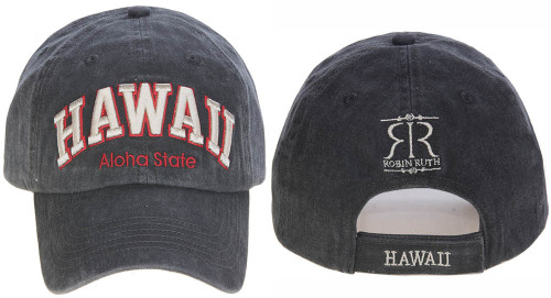 Robin Ruth® Hawaii Cap in Black color