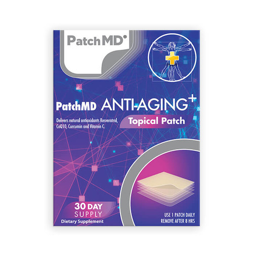 PATCH MD ANTI-AGING TOPICAL PATCH (30 CT)