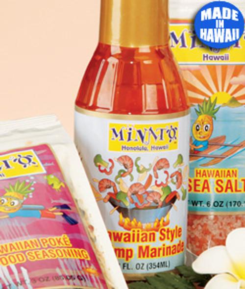 Hawaiian Style Shrimp Marinade