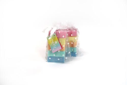 HAKU - Artisan Glycerin Soap 5 Pack Sachet