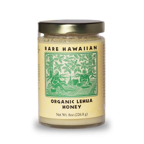 Rare Hawaiian Organic Keawe Honey - Lehua Blossom Infusion