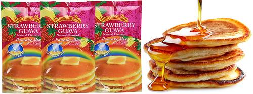 Strawberry Guava Pancake Mix by Hawaiian Sun