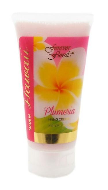 Forever Florals® Hand Cream 2oz in Plumeria Scent