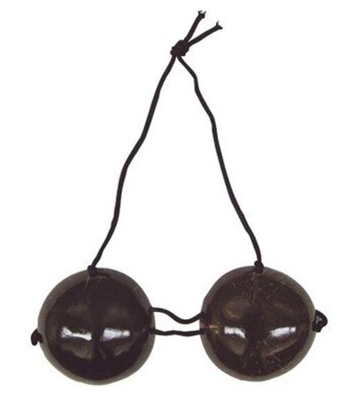 Coconut Bikini Top