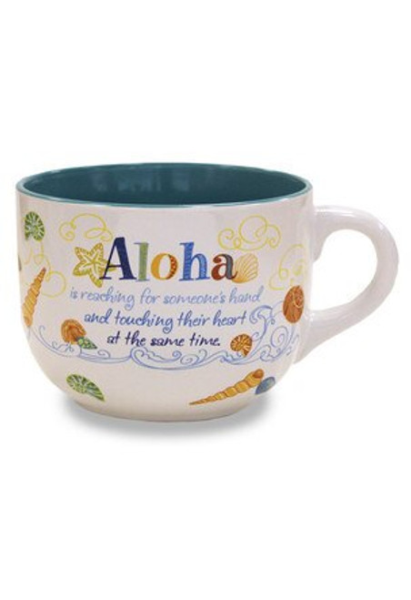 Aloha Collection Mug  in Inspired Aloha Design