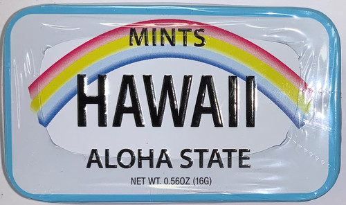 Mints in a Tin - Hawaii License