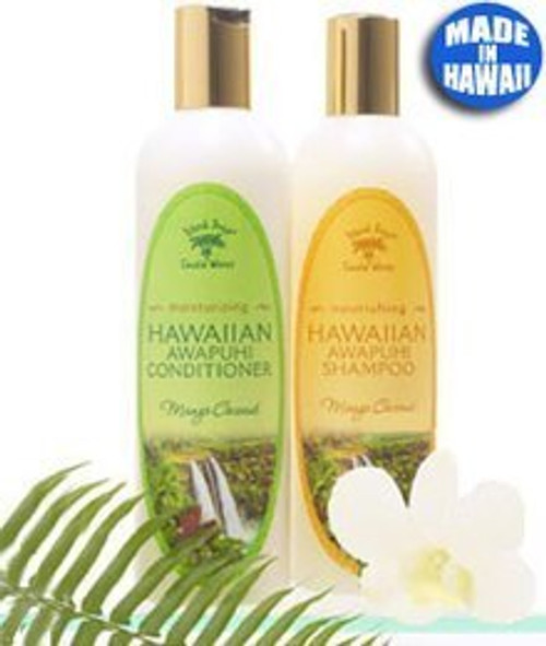 Hawaiian Awapuhi Shampoo and Conditioner