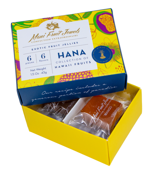 Maui Fruit Jewels  Hana Collection