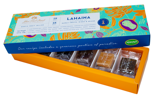 Maui Fruit Jewels Lahaina Flavor Collection 18pc