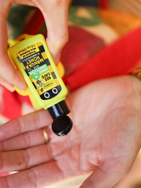 Honey Bunch Naturals - Manuka Honey Hand Sanitizer