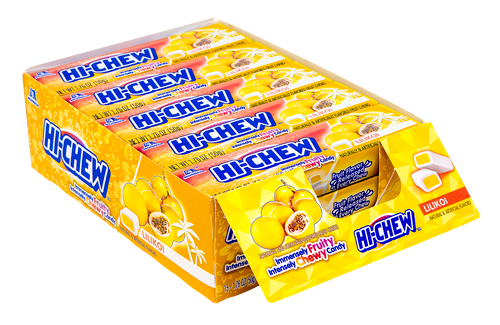 Morinaga Hi-Chew 15 Pack in ABC Store Exclusive Lilikoi flavor