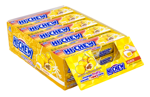 Morinaga Hi-Chew 15 Pack in ABC Store Exclusive Lilikoi flavor