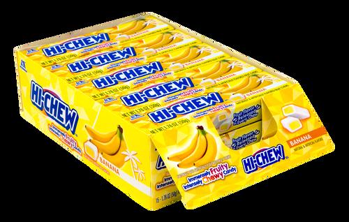 Morinaga Hi-Chew 15 Pack  in Hawaii Exclusive Banana Flavor