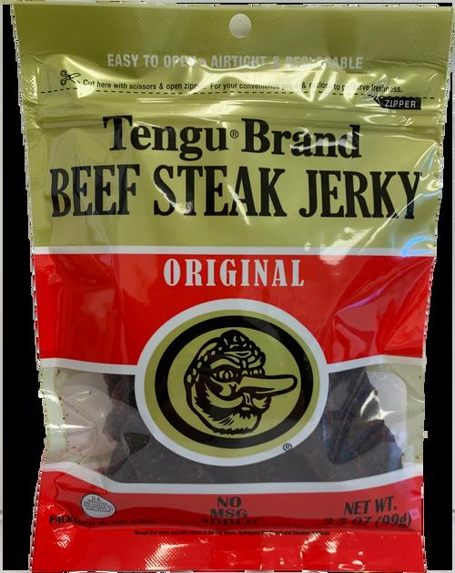 Tengu - Beef Jerky in original flavor