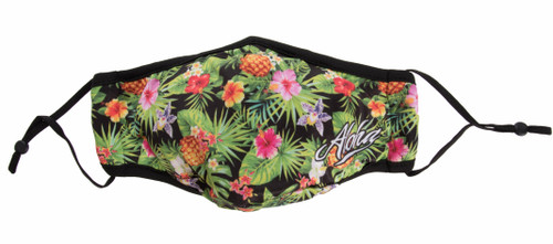 Robin Ruth Face Cover - UV Protection  - Tropical Paradise