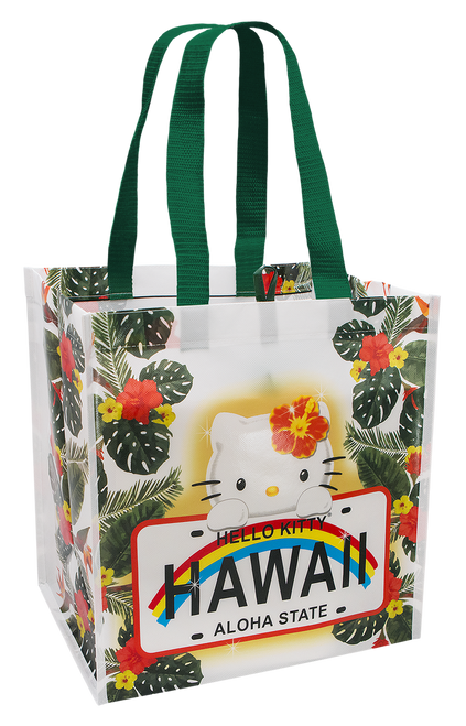 Hello Kitty® Reusable Bag in License Natural design