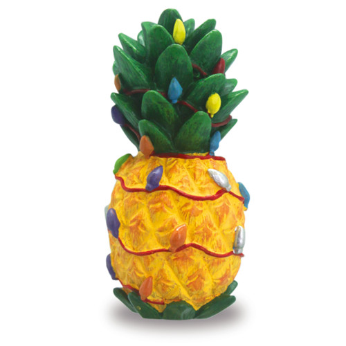 Christmas Ornament - Holiday Pineapple