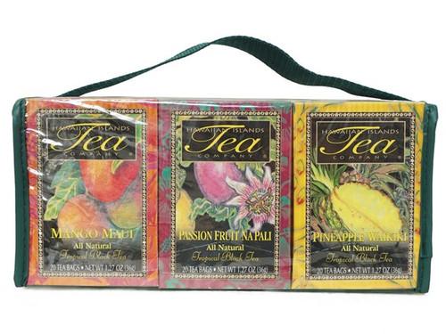 Hawaiian Island Tea - 3 Pack Gift Set Assorted
