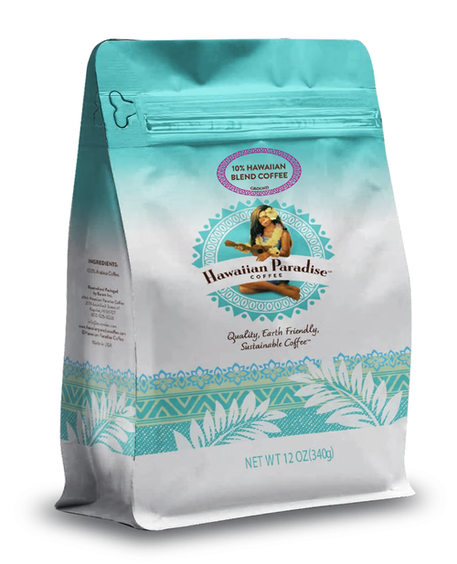 Hawaiian Paradise Coffee - Hawaiian Blend