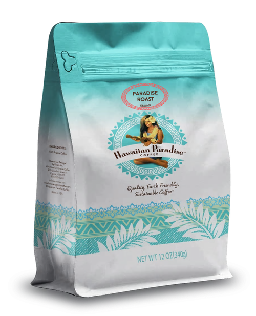 Hawaiian Paradise Coffee - Paradise Roast
