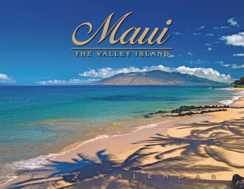 Hawaiian Designed Wall Calendars - 2022 Maui