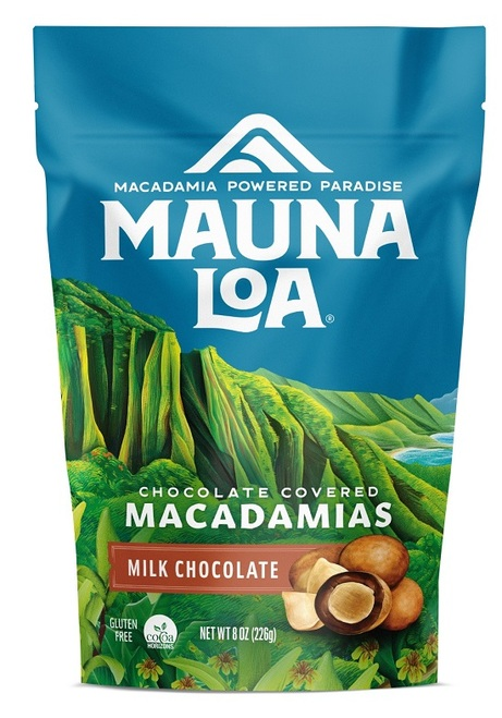 MAUNA LOA SUB - MILK CHOCOLATE