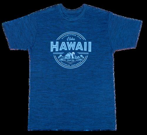 Hawaiian Athletics® Sports Tees - Island Life