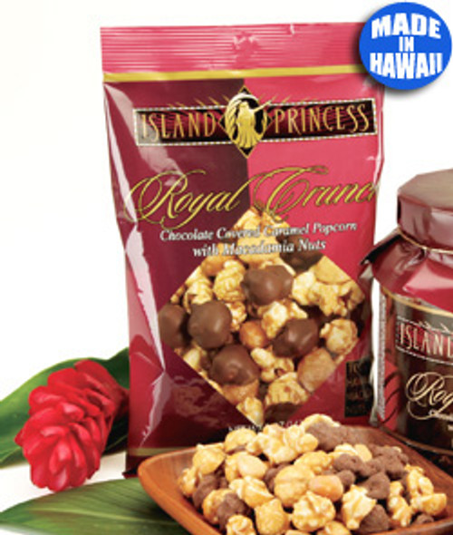 Island Princess Royal Crunch Popcorn 5oz Bag